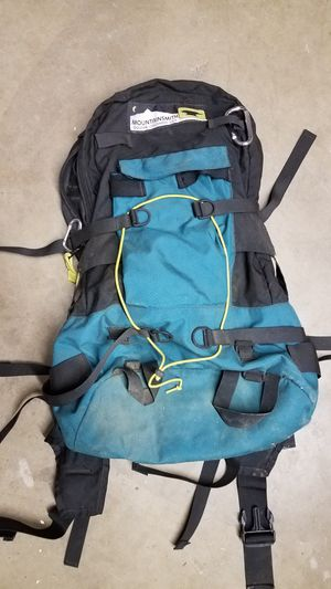 Mountain Smith backpack- Bugaboo for Sale in Sacramento, CA