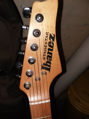 Ibanez Stage Star for Sale in Cadillac, MI