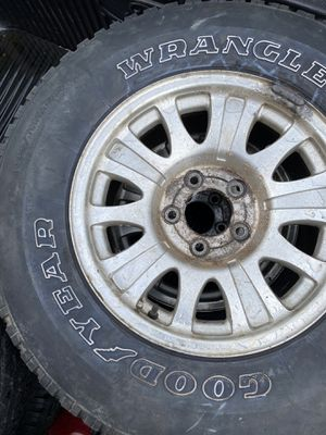 17 inch Ford factory rims for Sale in Lee, MA