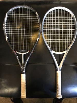 Tennis rackets-Fischer & Volki for Sale in Albuquerque, NM