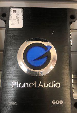 Planet Audio Amp for Sale in Cicero, IL
