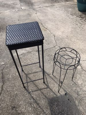 Two Plant Stands for Sale in Orlando, FL