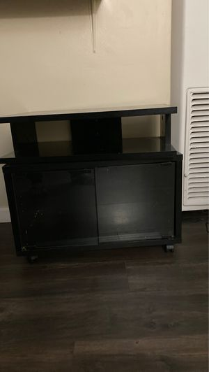 Wooden TV stand for Sale in Downey, CA