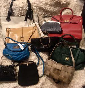 10 Handbags!! for Sale in Costa Mesa, CA