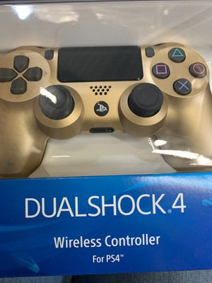 Wireless controller for ps4 for Sale in Philadelphia, PA