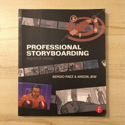 Professional Storyboaring for Sale in Corona,  CA