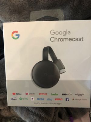 Google Chromecast for Sale in Seattle, WA
