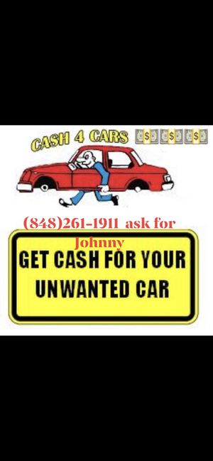 I buy cars or campers for Sale in Lakewood Township, NJ