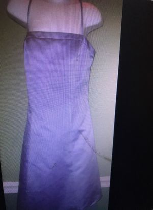 Blue long girls dress size 12 for Sale in Graham, NC