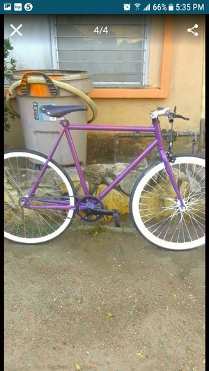 fixed gear bike for Sale in Los Angeles, CA