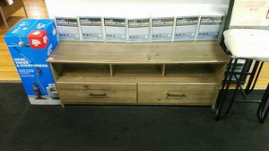 2 Drawer TV Stand for Sale in Cleveland, OH