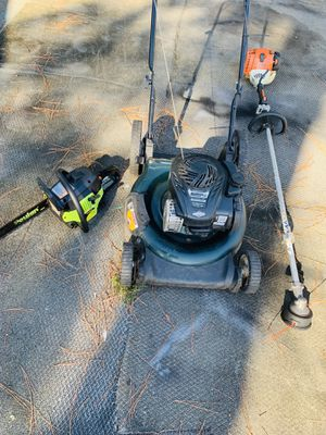 Lawn Equipment Bundle for Sale in Tampa, FL