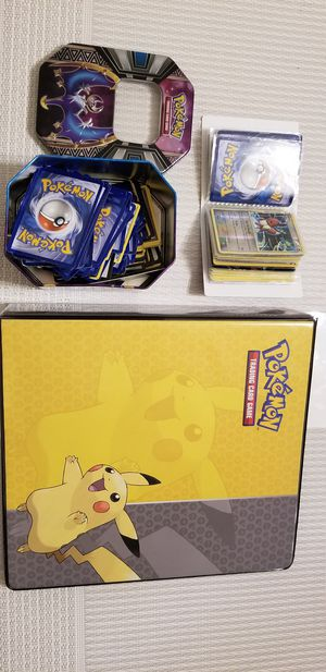 Pokemon Cards collection for Sale in Lake Stevens, WA