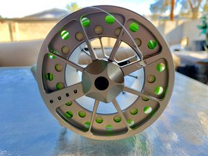 Lamson-Waterworks Guru 3.5 Fly Fishing Reel for Sale in Phoenix, AZ