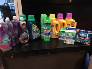 Home cleaning supplies for Sale in Rockville, MD