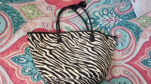 Zebra beach bag for Sale in Garden Grove, CA