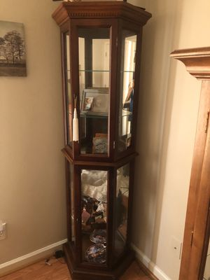 Corner Cabinet for Sale in Fuquay-Varina, NC