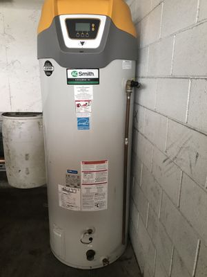 AO smith power vent water heater (good for apartment units or residential) for Sale in Anaheim, CA