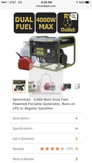 Brand new generator for Sale in Fairfax, VA
