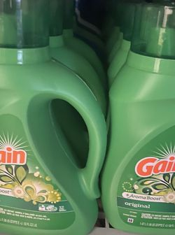 Gain Laundry Detergent for Sale in Opa-locka,  FL