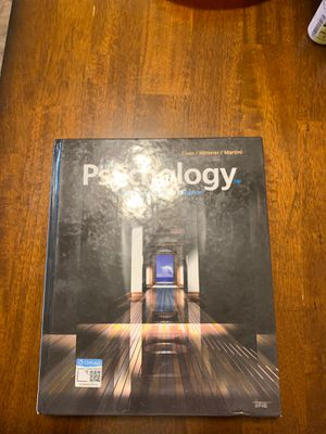 Psychology 15 e for Sale in New Brighton, MN