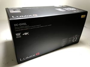 Brand New Panasonic Lumix GH5 with 12-60mm f2.8-4.0 Lens for Sale in Altadena, CA