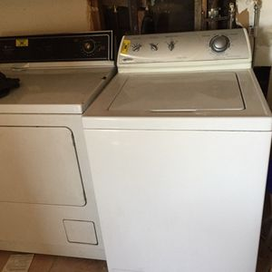 Washer and dryer great kenmore for Sale in Los Angeles, CA