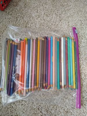FREE Colored Pencils and Paints for Sale in Raleigh, NC