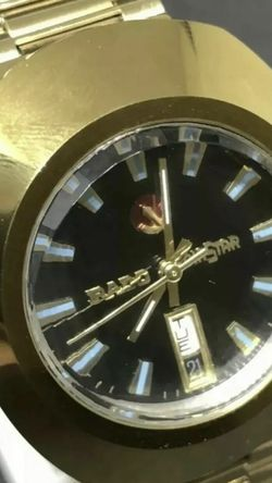 Rado Wattch Gold After Market for Sale in Sterling,  VA