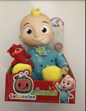 Cocomelon JJ Doll for Sale in Newport News, VA