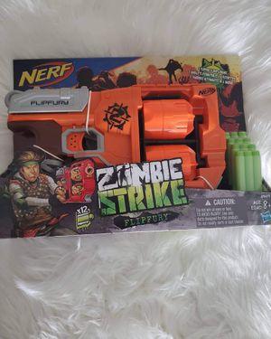Zombie Strike NERF GUN(NEW) for Sale in Atlanta, GA