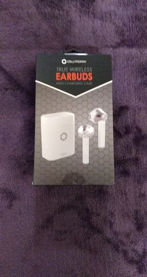Celltronix True Wireless Bluetooth Earbuds for Sale in Jacksonville, AR