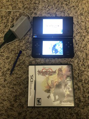 DSi with Kingdom Hearts 358/2 Days for Sale in Friendswood, TX