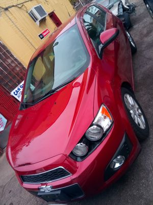 2012 Chevy Sonic for Sale in Chicago, IL