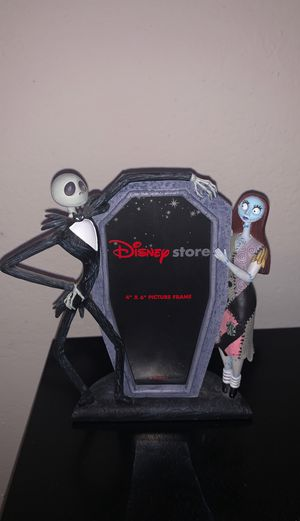 Nightmare Before Christmas Picture Frame (Limited Edition) for Sale in Los Angeles, CA
