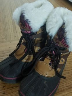 Kids London fog and Totes snow/rain boots for Sale in San Francisco,  CA