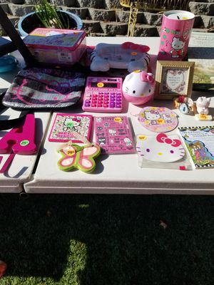 Hello kitty stuff for Sale in San Diego, CA