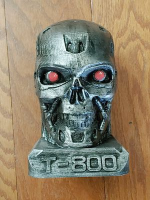 T800 Terminator 3d printed and hand painted for Sale in Phoenix, AZ