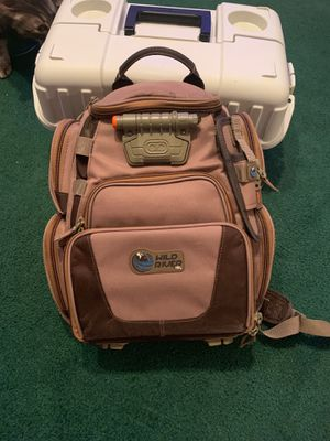 Wild River fishing backpack for Sale in Harrisburg, PA