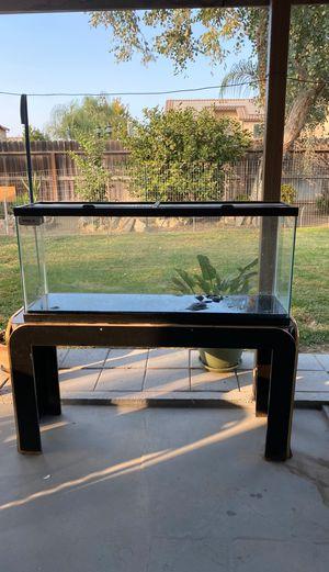 55 gallon aquarium for Sale in Fresno, CA