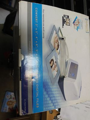 New! VuPoint Solution Digital Photo Converter Digital Scanner for Sale in Santa Maria, CA