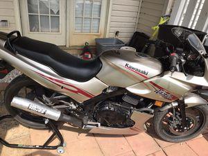 07 Kawasaki ninja 500r for Sale in Hagerstown, MD