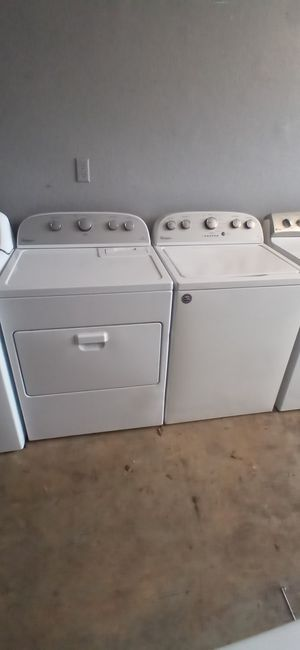 Whirlpool set like new condition for Sale in Orlando, FL