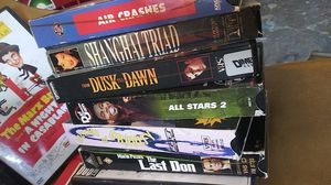 Free vhs for Sale in Diamond Bar, CA