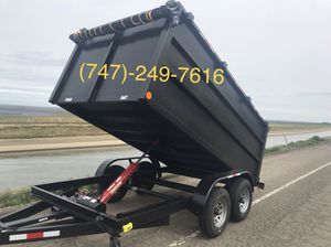 2019 Brand New dump trailer ( ask for mor information) for Sale in Mission Viejo, CA