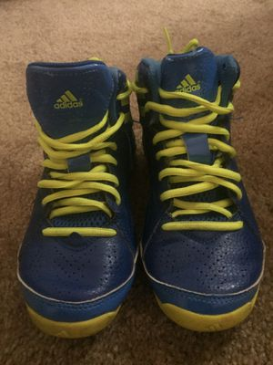 Size 1 High Top Adidas for Sale in Columbus, OH