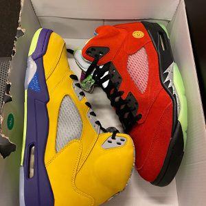 Air Jordan What The 5's for Sale in Elkridge, MD