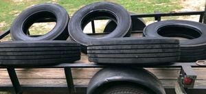 Bridgestone all position OTR tires for Sale in Pine Lake, GA