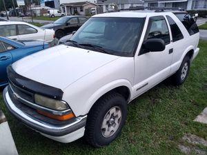2000 Chevy Blazer 4x4 for Sale in St. Petersburg, FL