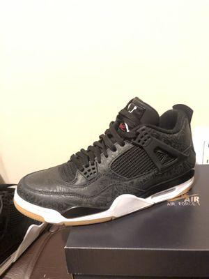 Jordan retro 4 size 11.5 for Sale in Los Angeles, CA